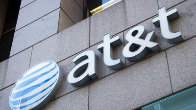 At&t Inc (NYSE:T) Institutional Investor Sentiment Trend